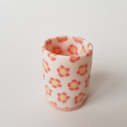 Expresso cup Plum blossoms,...